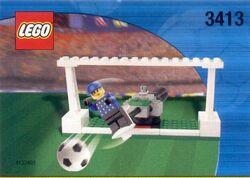 3413 Goalkeeper