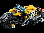 42058 La moto du cascadeur 2