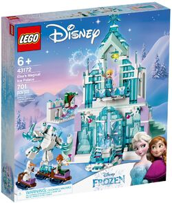 43172 Elsa's Magical Ice Palace Box