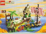6281 Pirates Perilous Pitfall
