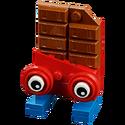 Barre au chocolat
