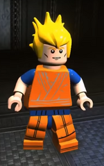 Custom Goku