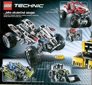 Katalog výrobků LEGO® za rok 2009 (první pololetí) - Strana 62