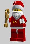 LEGOCyborg12-Santa Variant