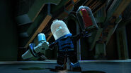 LEGO Batman 3 Mr. Freeze (Batman Beyond)