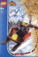 Mountain sleigh box