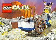 1186 Mini Siege-Cart