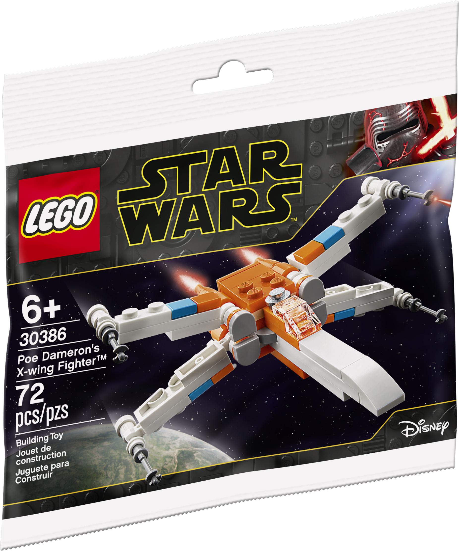 30386 Poe Dameron S X Wing Fighter Brickipedia Fandom