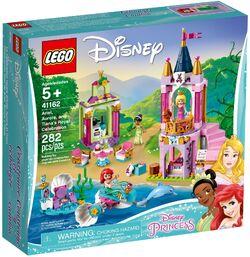 41162 Ariel, Aurora and Tiana's Royal Celebration Box