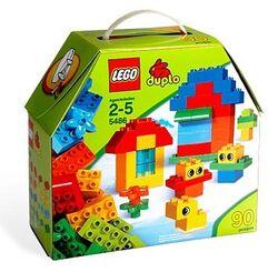 5486 Fun With LEGO DUPLO Bricks