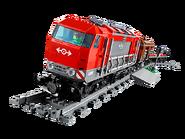 60098 Le train de marchandises rouge 2