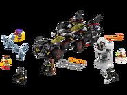 70917 La Batmobile suprême