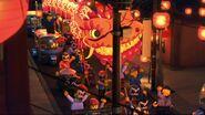 Citoyens de Ninjago City-Le masque de la tromperie