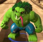 Hulk 2099 lmsh 2