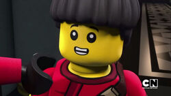 Jake from Ninjago