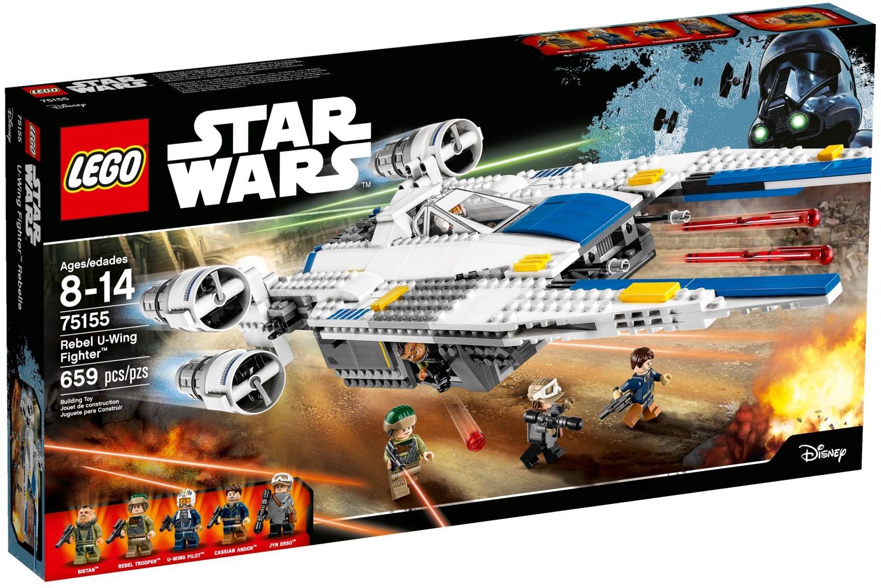 75155 Rebel U-Wing Fighter   Brickipedia   FANDOM powered by Wikia