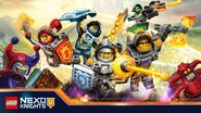 Lego nexo knights 1400