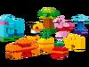 10853 Set de construction sur le thème des fruits et animaux