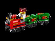 40262 La promenade en train de Noël 2