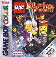 5725 LEGO Alpha Team