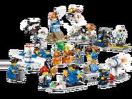 60230 Ensemble de figurines - La recherche et le développement spatiaux 2