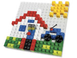 6162 Building Fun with LEGO Mosaic