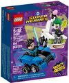 76093 Mighty Micros- Nightwing vs