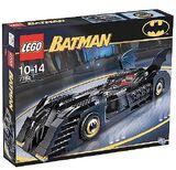 7784 The Batmobile Ultimate Collectors' Edition