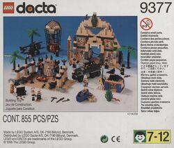 Adventurers combined Lego
