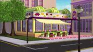41035 Le bar à smoothie de Heartlake City