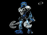 Bionicle blue