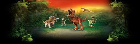 Dinosaures Dino