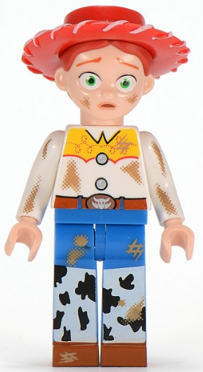 Lego CHUNK Toy Story Minifigure 7789