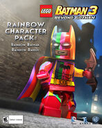 LEGO Batman 3 Rainbow Batman Pack