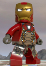 LMSH2 Iron Man Homecoming