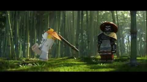 The Lego Ninjago Movie Tv Spot 22 - Ninja Style