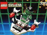 3015 Space Police Car