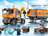 60035 La base arctique mobile
