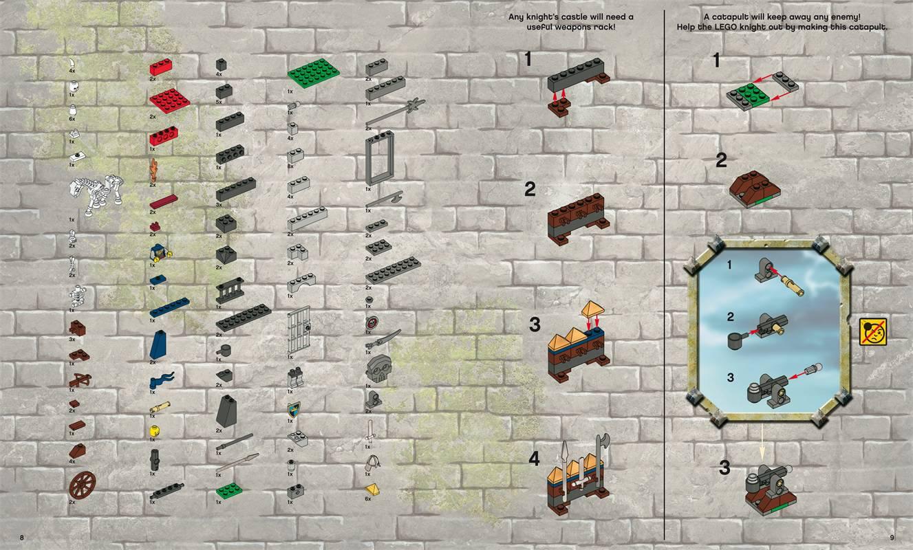 Black LEGO plaques Special 2 x 2 avec Roue Titulaire P//N 4488-8 PIECES