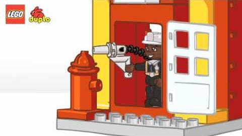 LEGO DUPLO - Building 6168 14 24