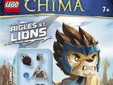LEGO Legends of Chima : Aigles et Lions