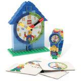 5001370 Time-Teacher Minifigure Watch & Clock