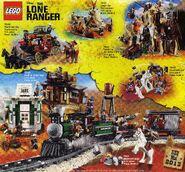 Lone Ranger sets