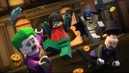 Intro Batman et Robin-S'évader de Gotham City