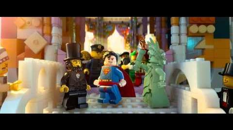 La Grande Aventure LEGO La meilleure des équipes