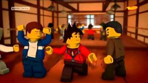 Lego Ninjago(Das Jahr der Schlangen) Folge 9 Der Talentwettbewerb