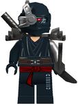 Nindroid Warrior armor