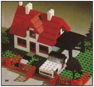 346-House with Car