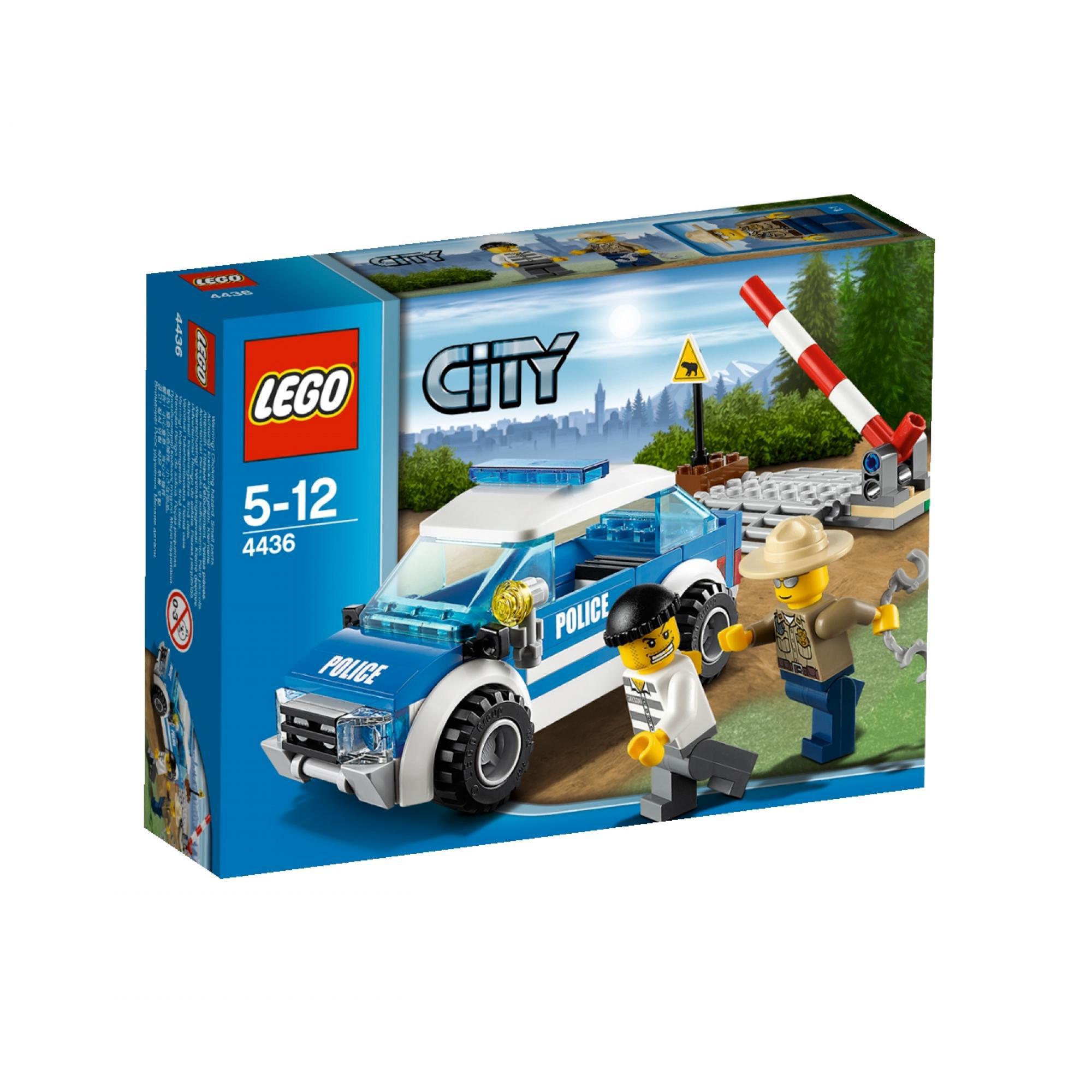 4436 Patrol Car Brickipedia Fandom