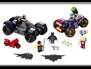 76159 La poursuite du Joker en moto à 3 roues